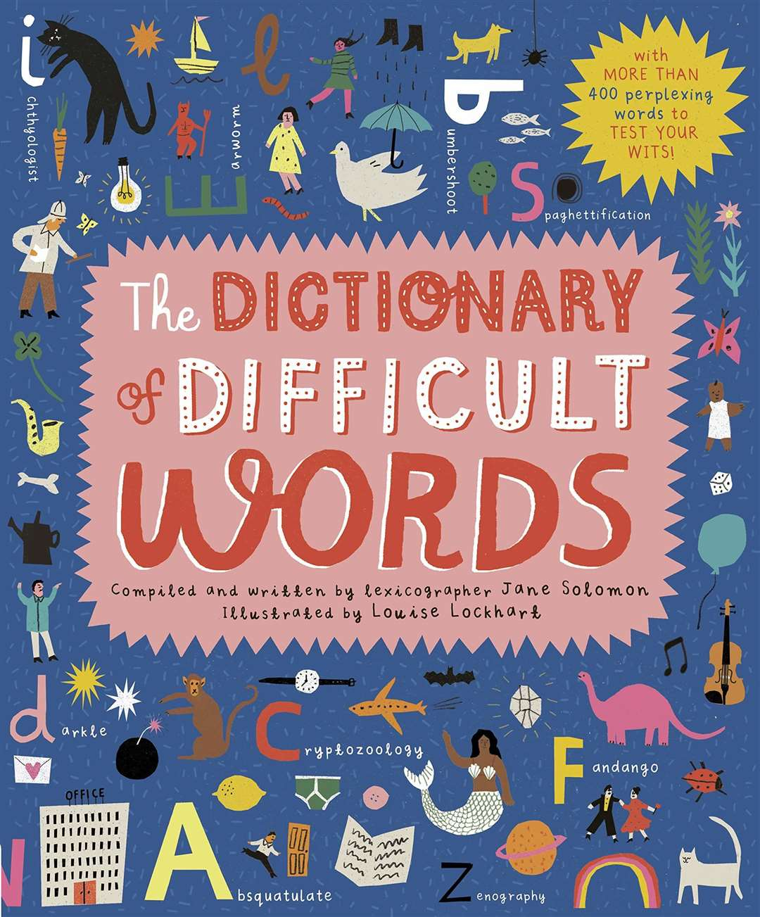 Dictionary of Difficult Words by Jane Solomon & Louise Lockhart(43003797)