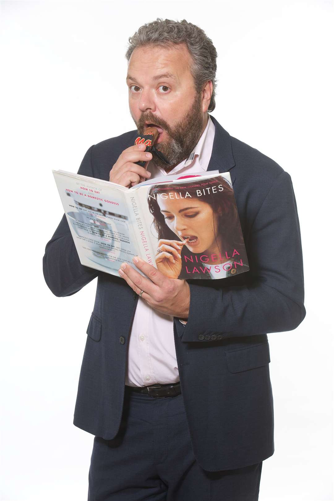TV regular Hal Cruttenden headlines the Laughing Bishops Comedy Club on Saturday (January 18)
