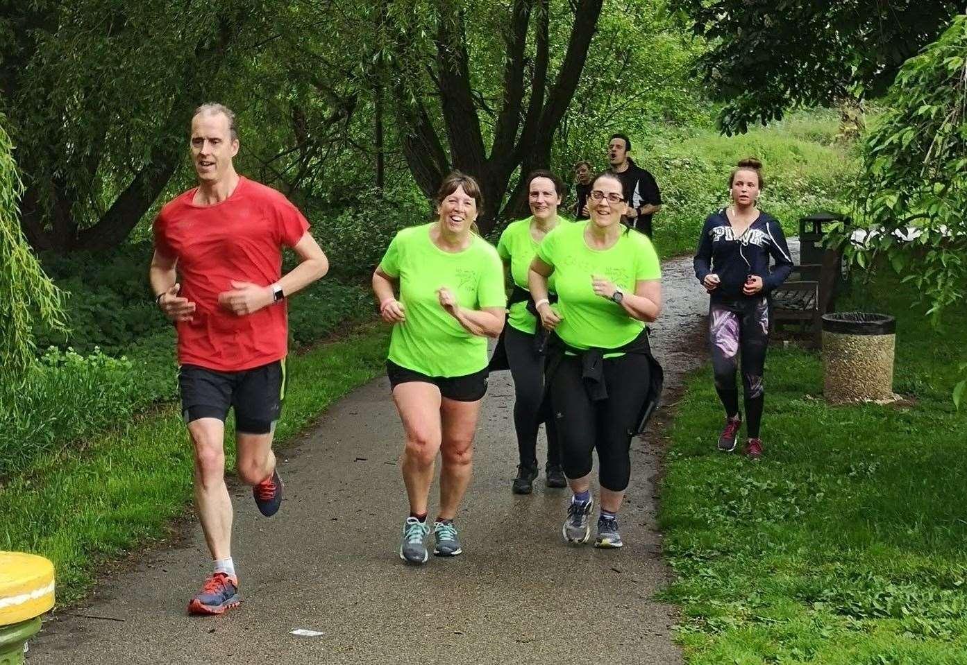 Bishop's Stortford Running Club beginners' course (45061919)