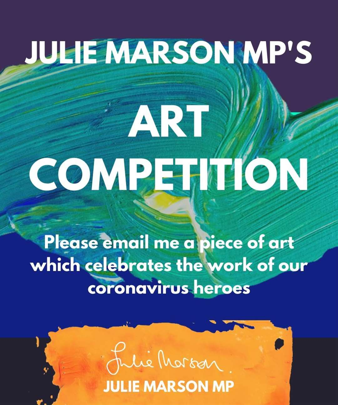 Julie Marson's art competition (40001645)