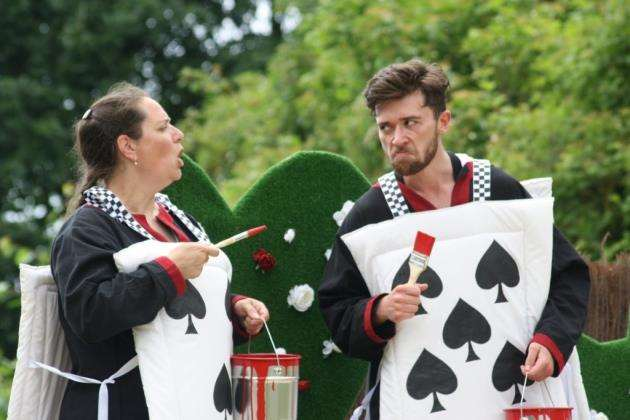 Alice in Wonderland will be performed at Audley End on August 17