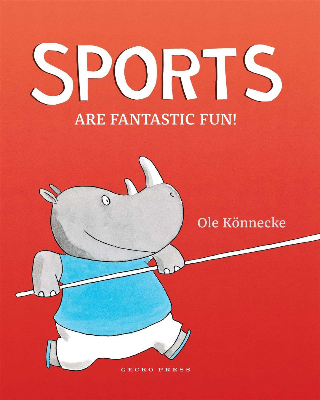 Sports are Fantastic Fun by Ole Konnecke (43189863)
