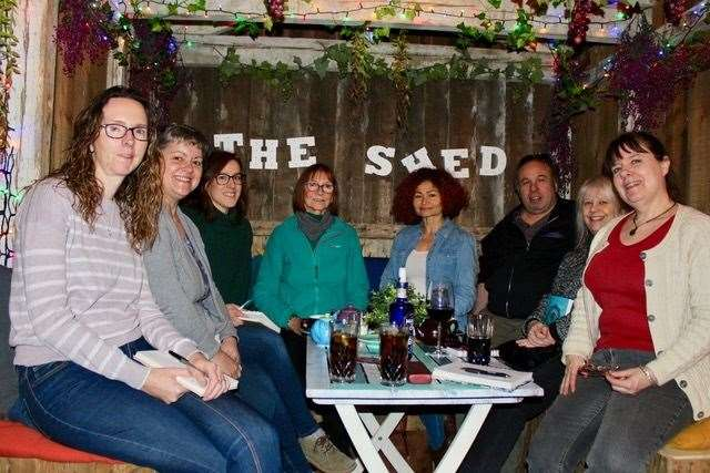 The Writers' Club of Bishop's Stortford meets at the Twisted Cellar in South Street, Bishop's Stortford (30594703)