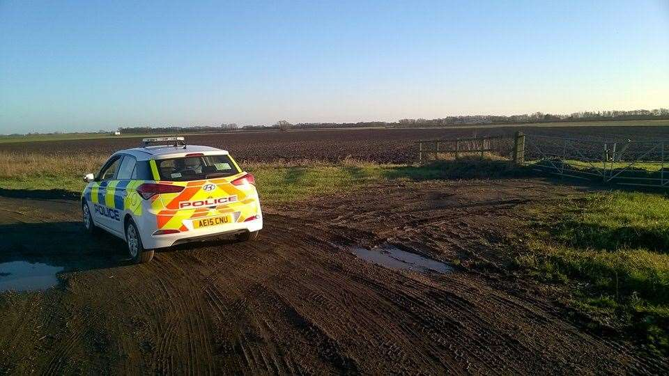 Hare coursing traditionally starts in September but police say it is starting as early as July and are asking people to keep watch. (26675790)