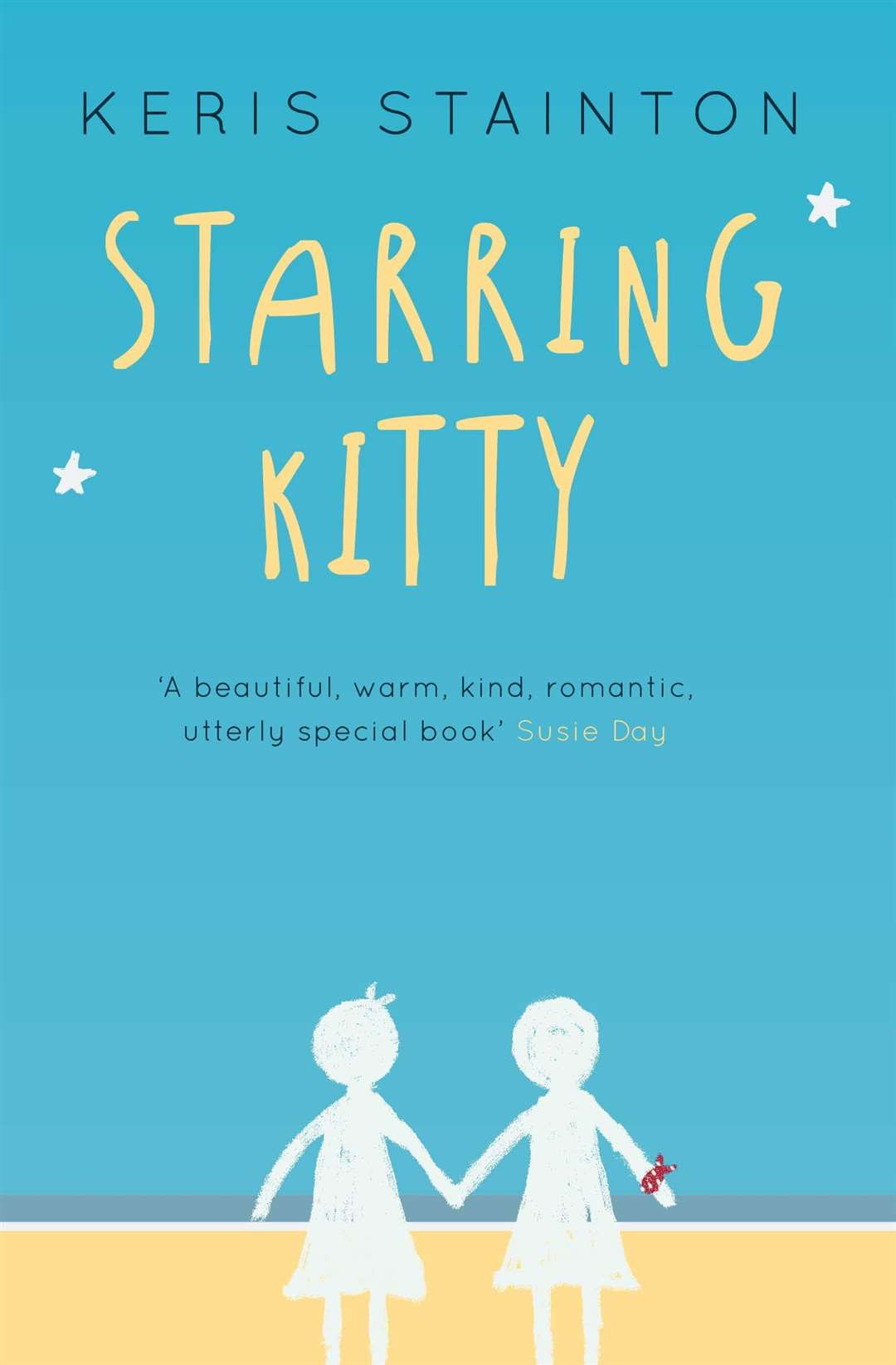 Starring Kitty by Keris Stainton (44164552)