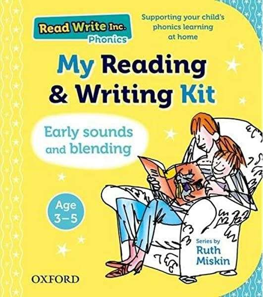 Read Write Inc.: My Reading and Writing Kit by Oxford University Press (43942248)