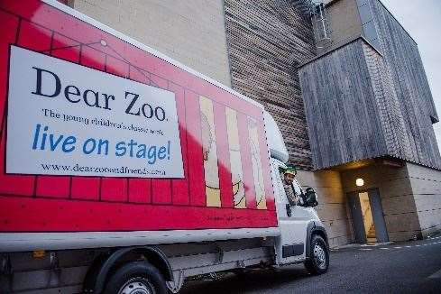The Dear Zoo tour is back at the Hazlitt Theatre (18389448)