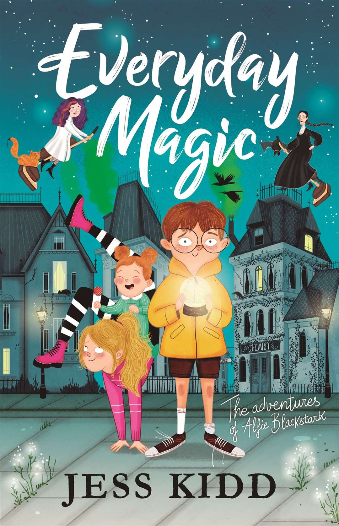 Everyday Magic by Jess Kidd (43776182)