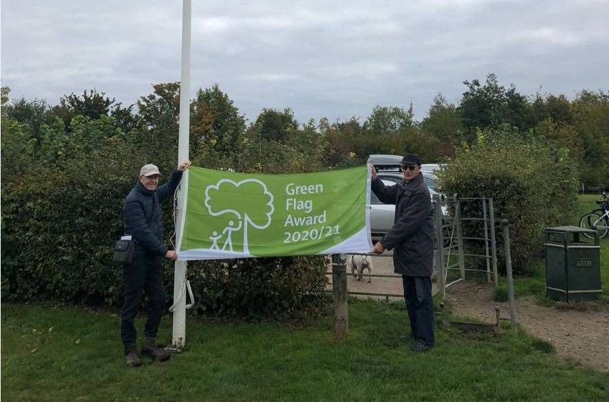 Green Flag success for East Herts (42756868)