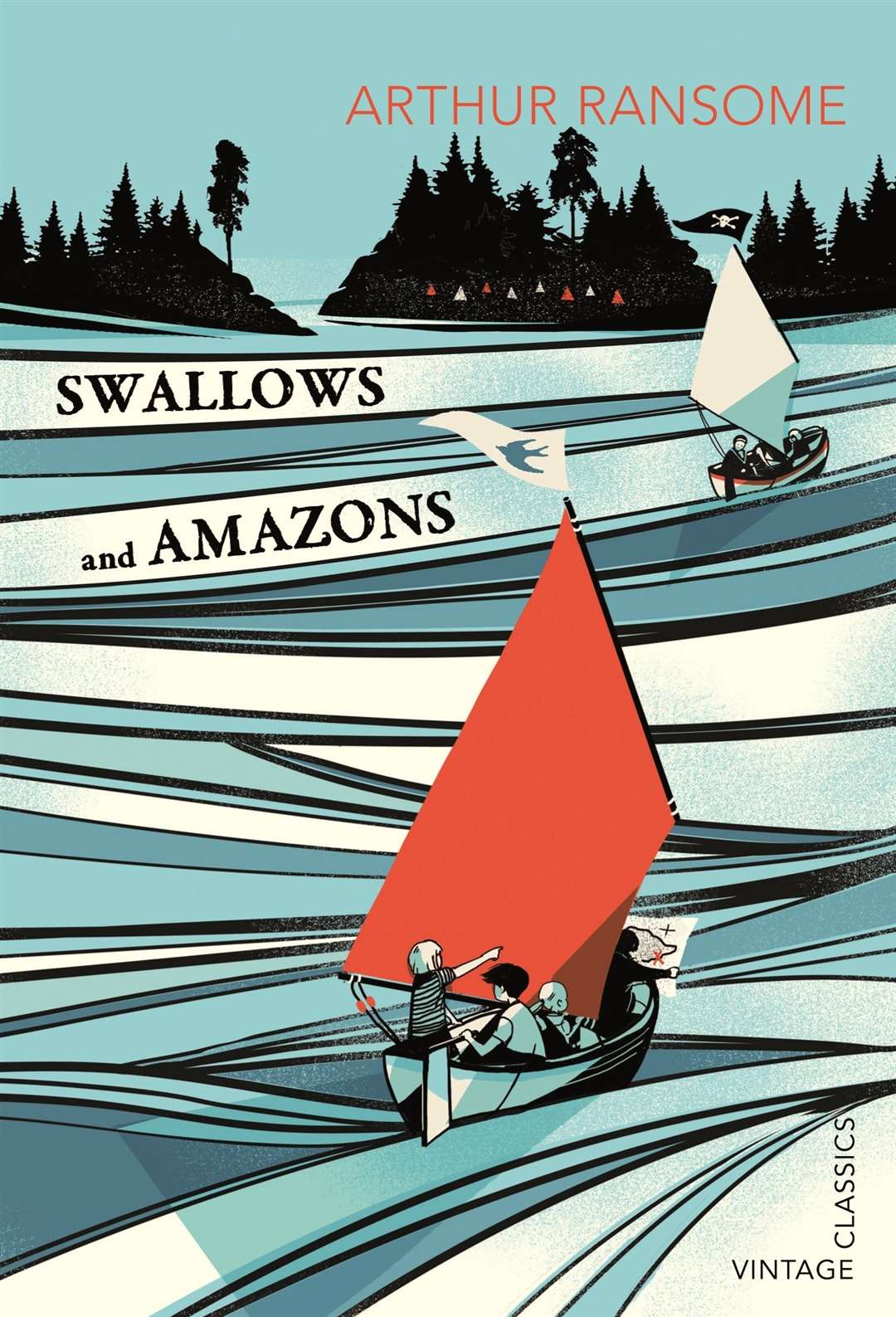 Swallows and Amazons by Arthur Ransome (39035240)