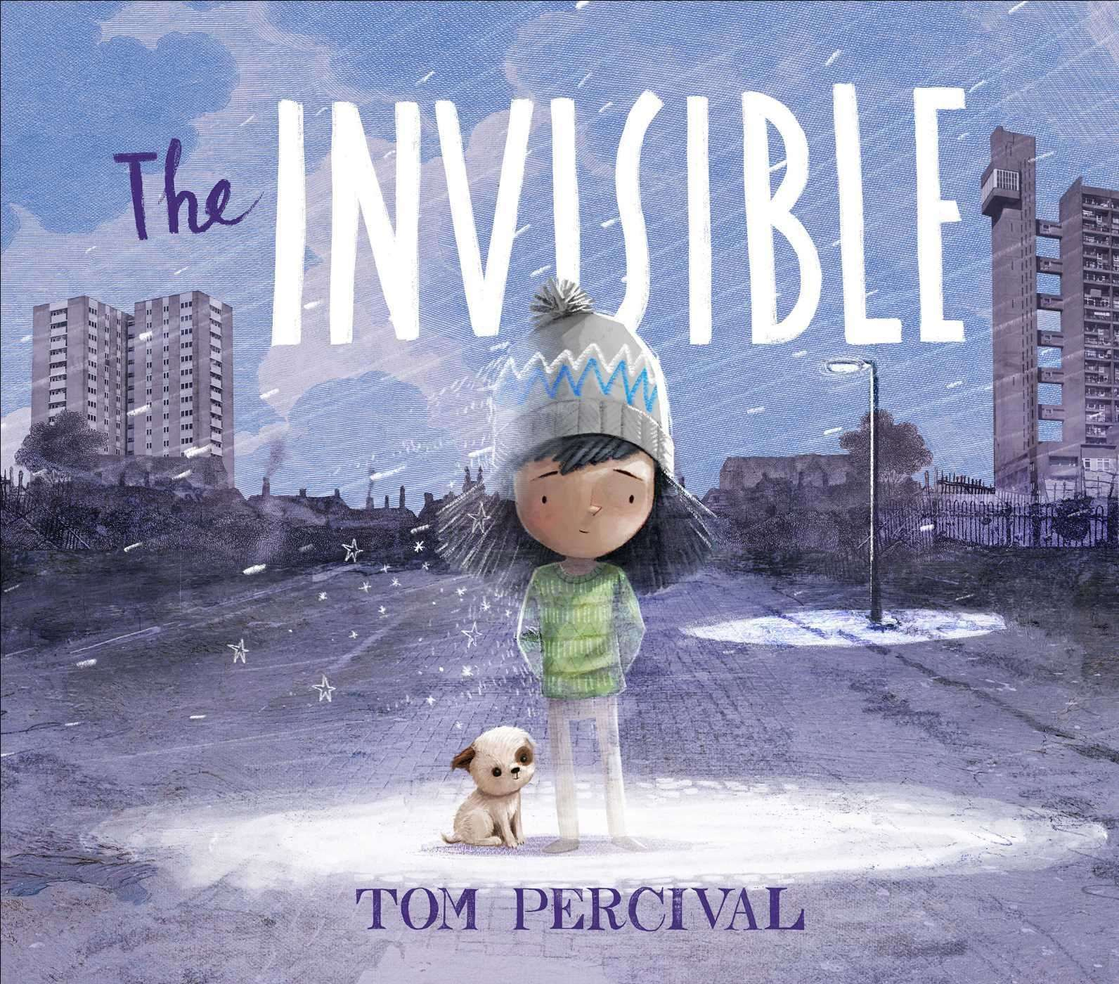 The Invisible by Tom Percival (43776192)