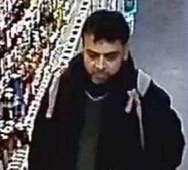 Can you help police locate this man? Please call 101. Picture by Hertfordshire Constabulary. (10832252)