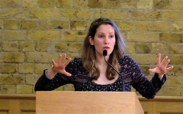 Everyday Sexism project founder Laura Bates
