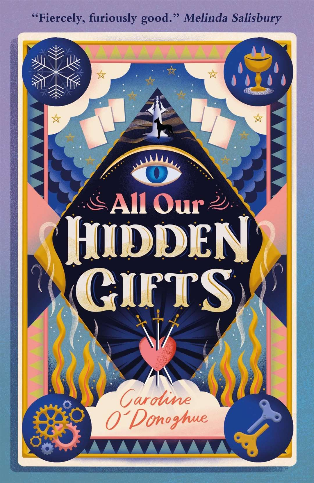 All Our Hidden Gifts by Caroline O'Donoghue (45057037)