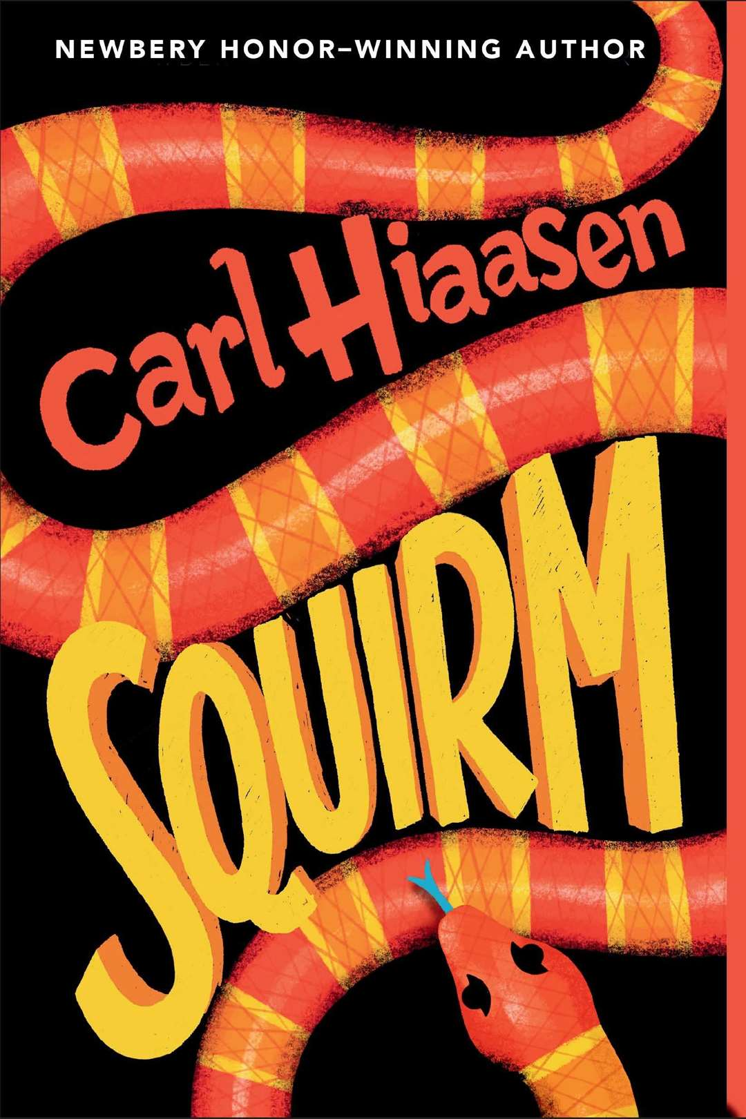 Squirm by Carl Hiassen (39035233)