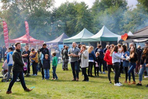 Grove Cottages Festival of Flavour is coming to Sworders Field on Sunday, July 8