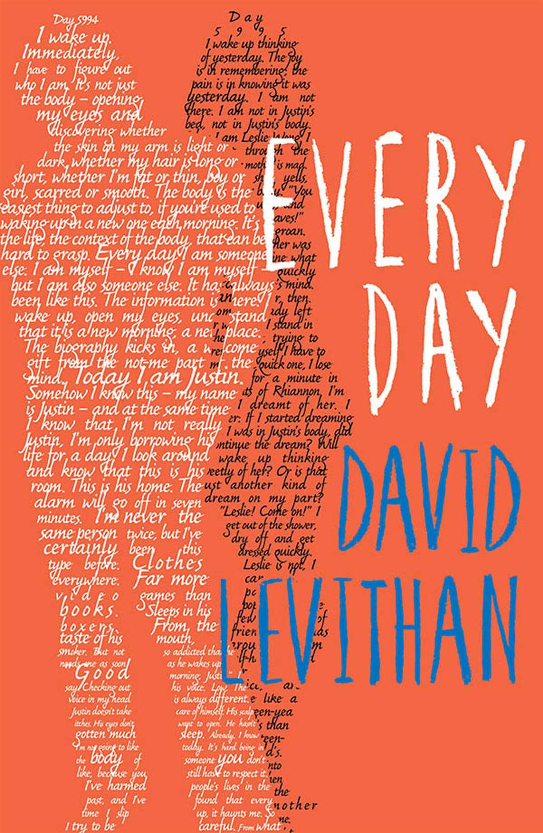 Every Day by David Levithan (44164564)