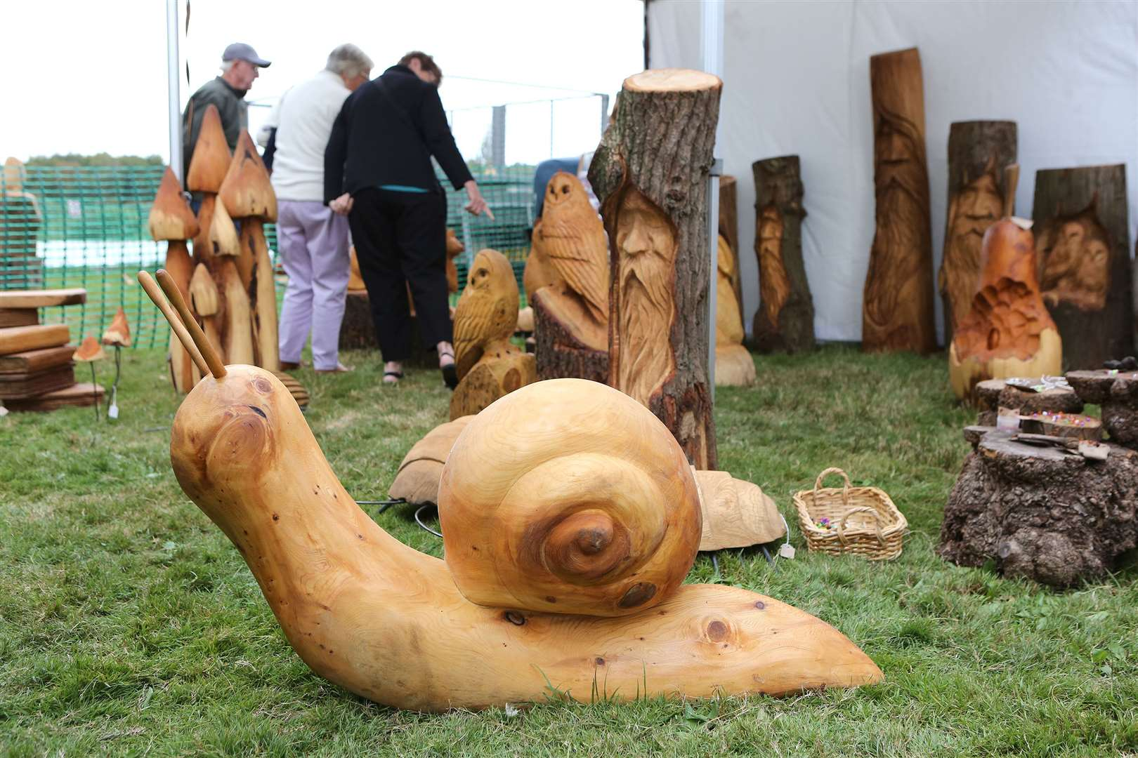 Woodfest at Hatfield Forest. (16301415)