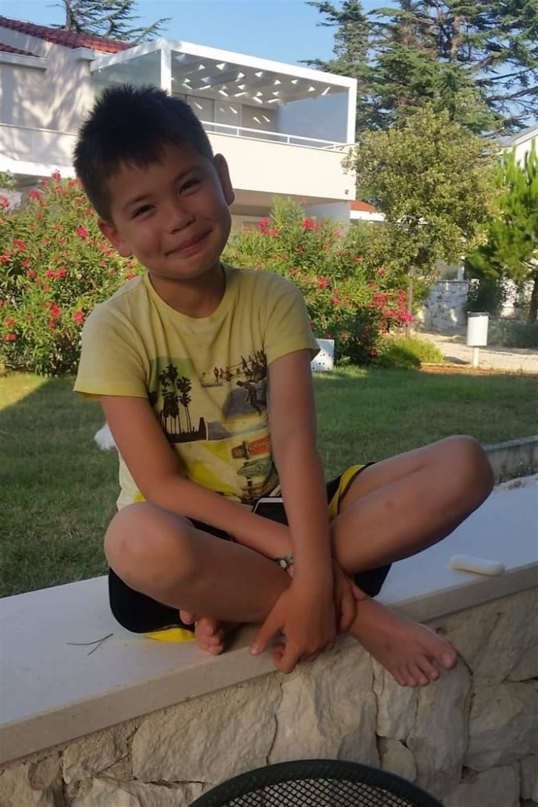 10-year-old Daniel Bennett died in hospital on Sunday (March 29), a week after the collision (33149775)