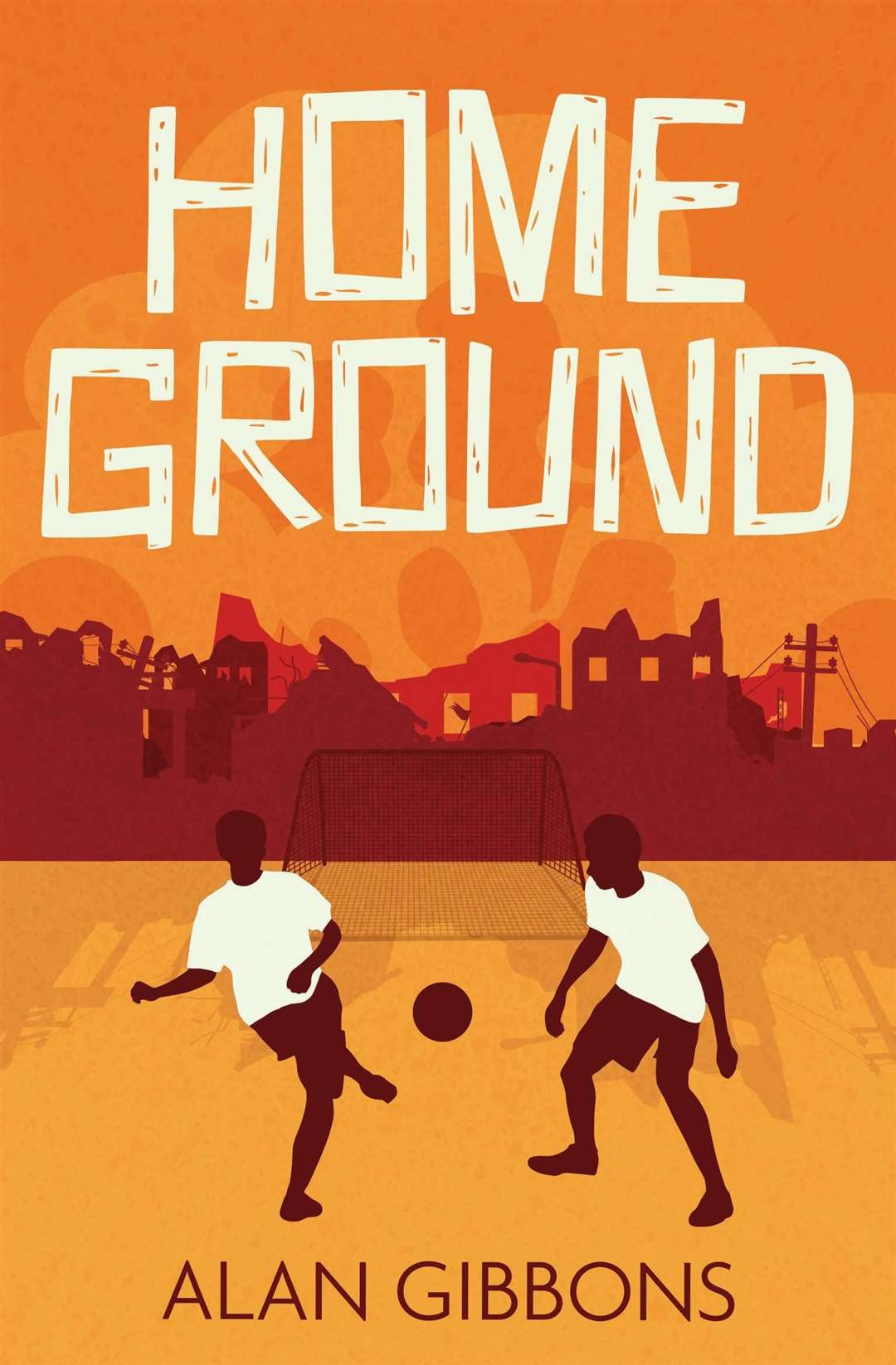 Home Ground by Alan Gibbons (42617216)