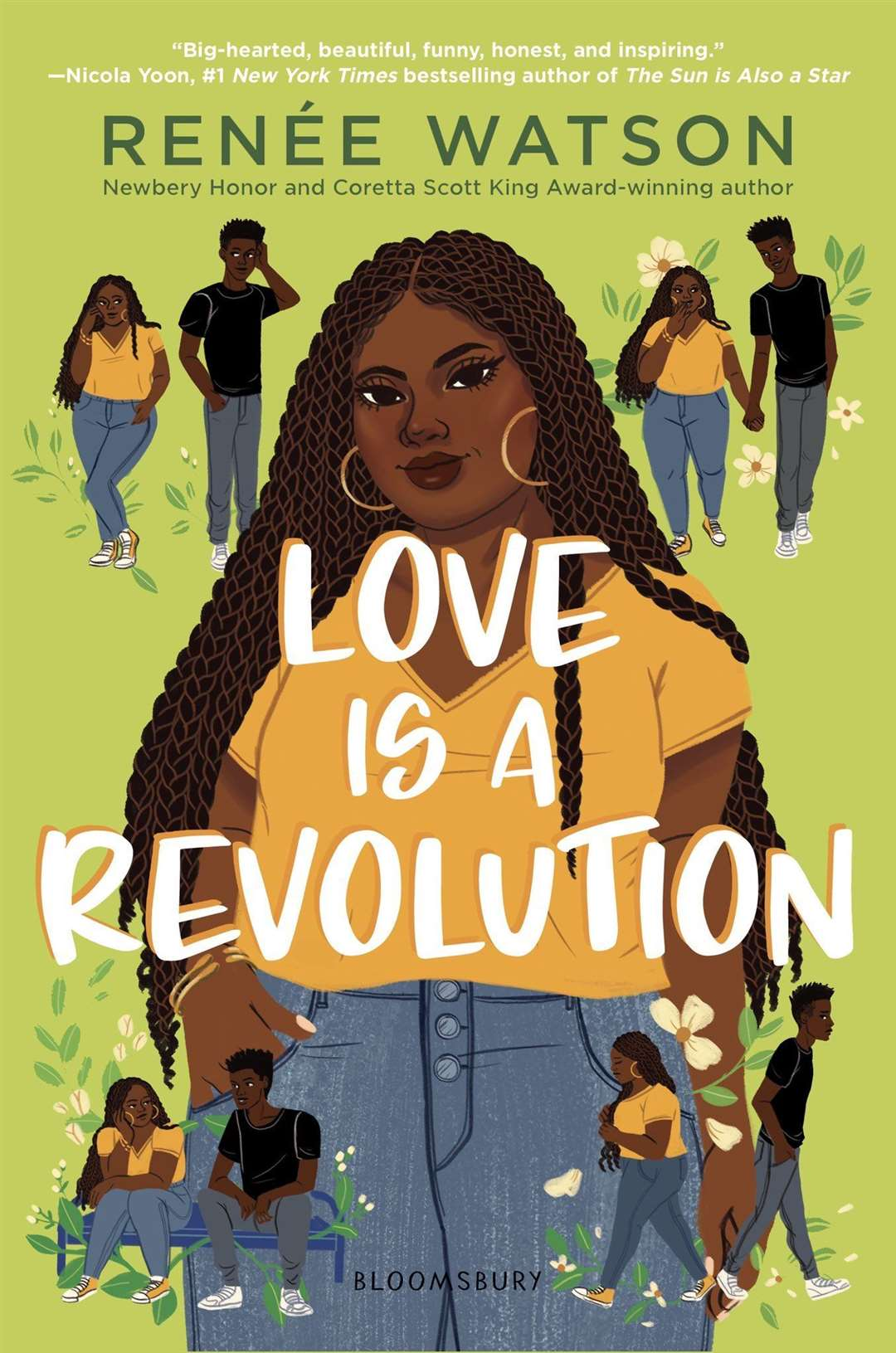 Love is a Revolution by Renee Watson (43776178)