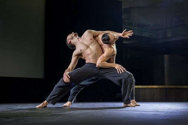 Balletboyz appeared at the Cambridge Arts Theatre last year. Pic by Annabel Moeller.
