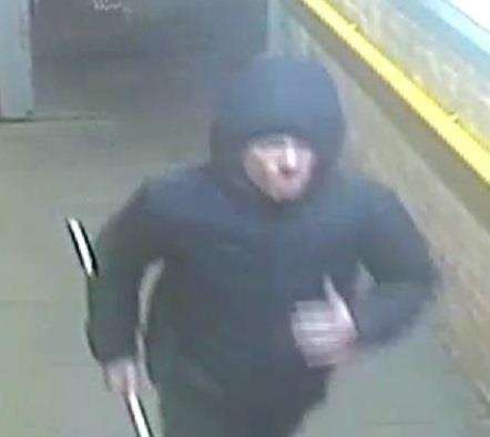 British Transport Police investigate following robbery at Stortford's railway station (6441164)