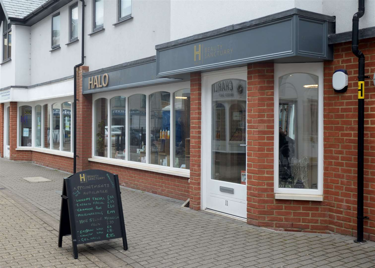 Halo Beauty Sanctuary is at 11 Riverside Walk in Bishop's Stortford. Picture: Vikki Lince