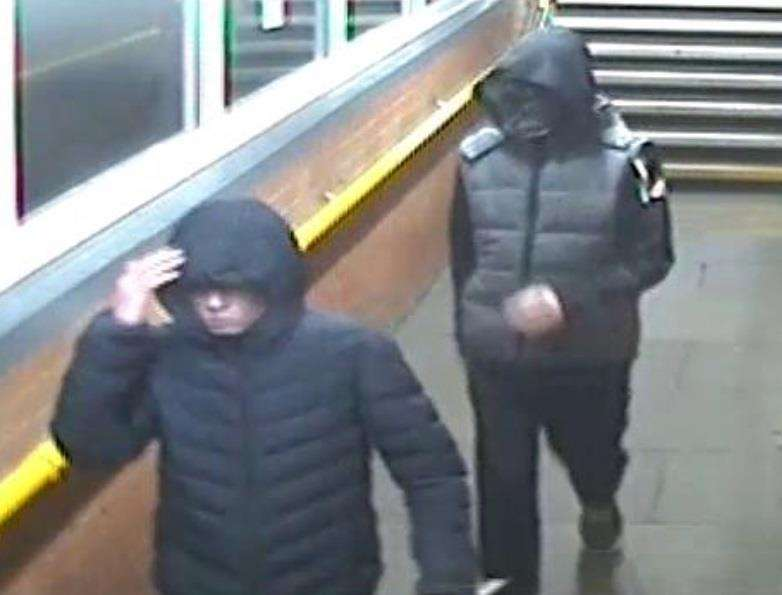 British Transport Police investigate following robbery at Stortford's railway station (6441166)