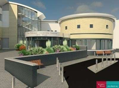 Princess Alexandra Hospital, Harlow. (10183749)