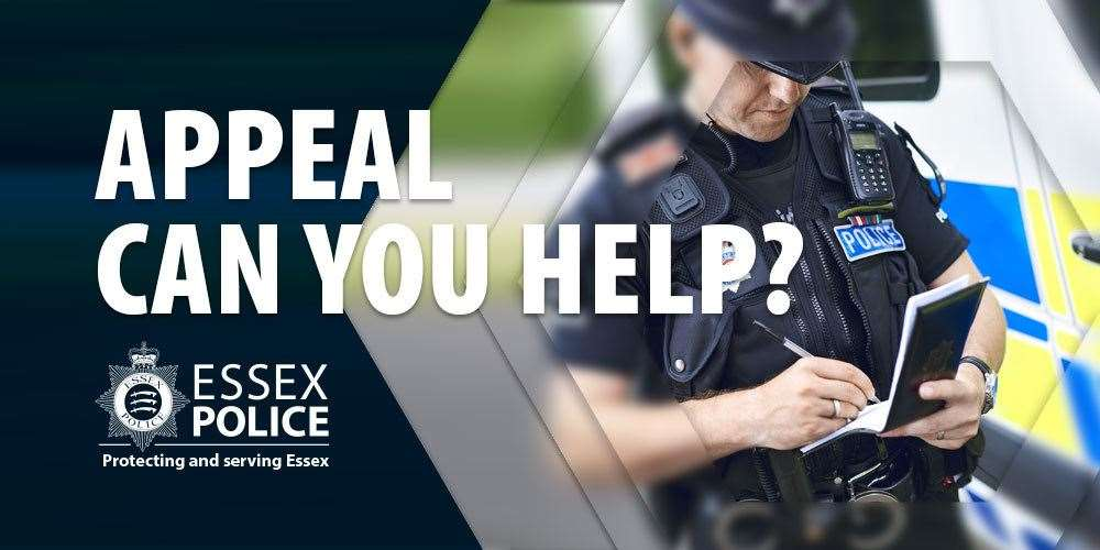 Essex Police appeal (15497458)